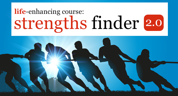 Strengths Finder